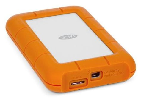 LaCie Rugged USB 3.0 Thunderbolt