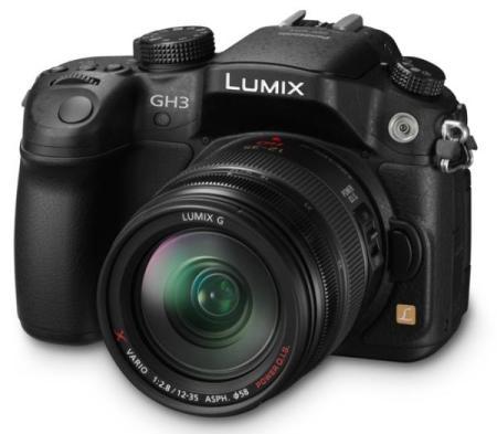 Panasonic Lumix GH-3