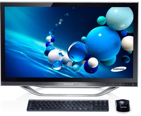 Samsung Series 7 AIO PC