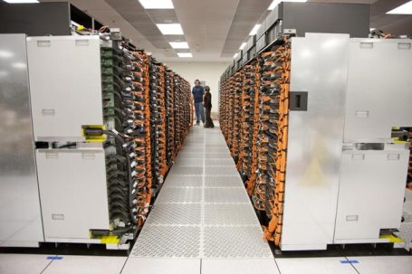 Sequoia Supercomputer
