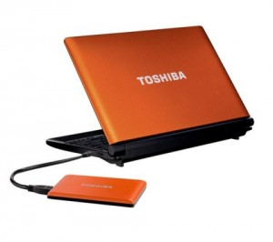 Toshiba STOR.E PARTNER