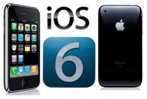 iOS 6 on iPhone 5