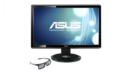 Asus 3D LED monitor