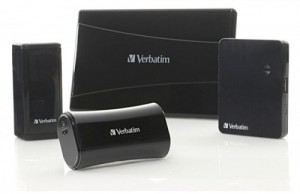 Verbatim Power Packs