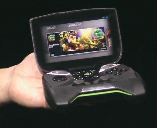 nvidia own console