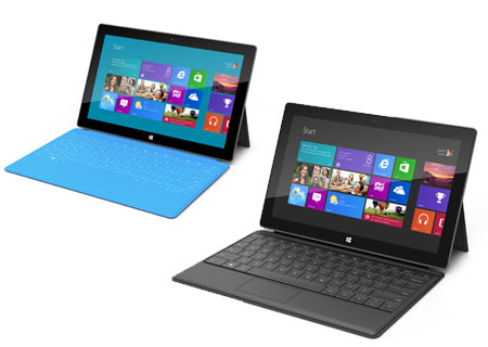 Microsoft Surface RT