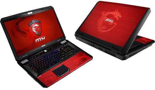 MSI GT70 Dragon Edition