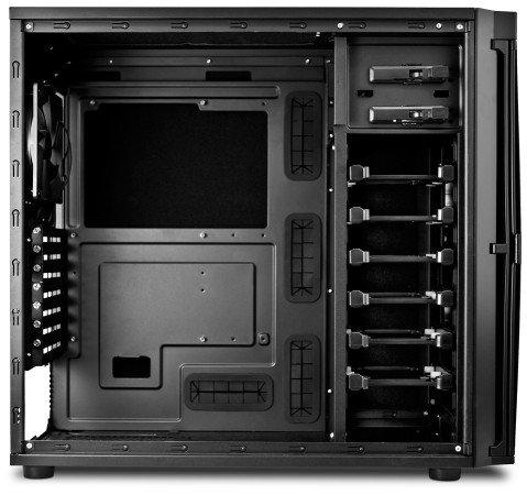 P100 ATX case