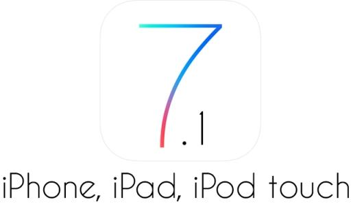 apple released iOS 7.1