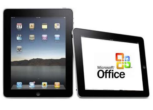Office for Apple iPad