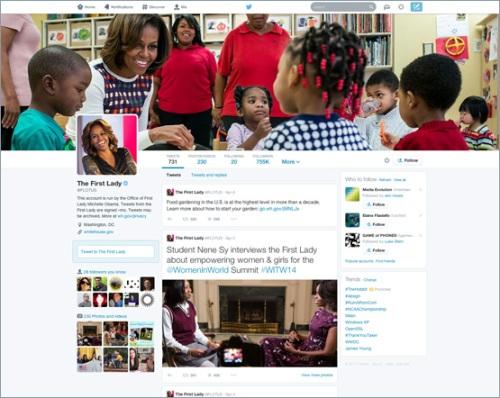 Twitter reveals new design
