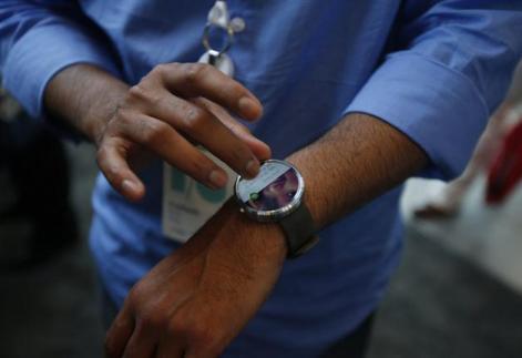 smart watch Moto 360
