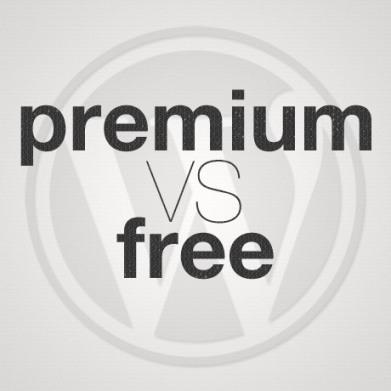 Free or premium themes