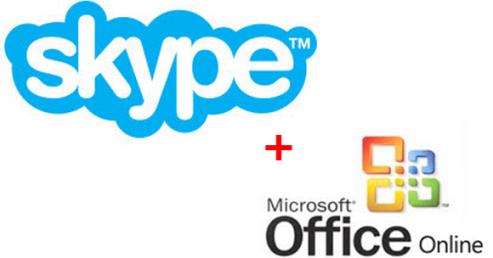 skype+microsoft