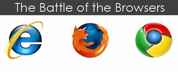 Firefox or Internet Explorer