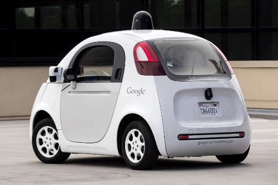 google to make autonomous vehicles