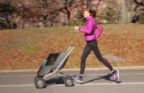 smartbe intelligent stroller