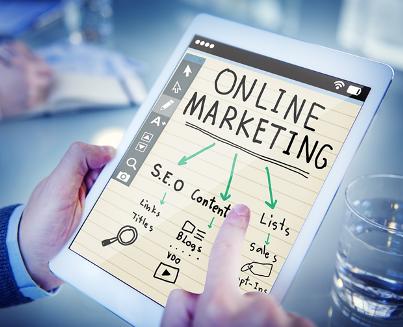web based advertising