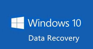 Windows 10 data recovery