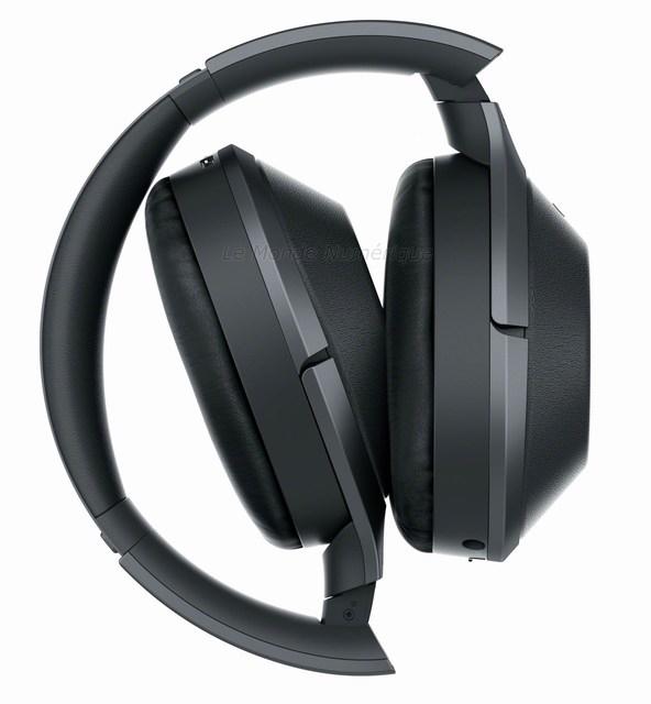 headphones Sony MDR-1000X