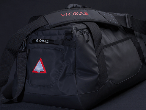 paqsule gym bag
