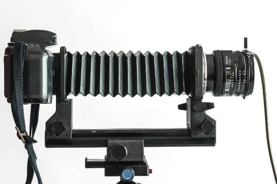 below for camera